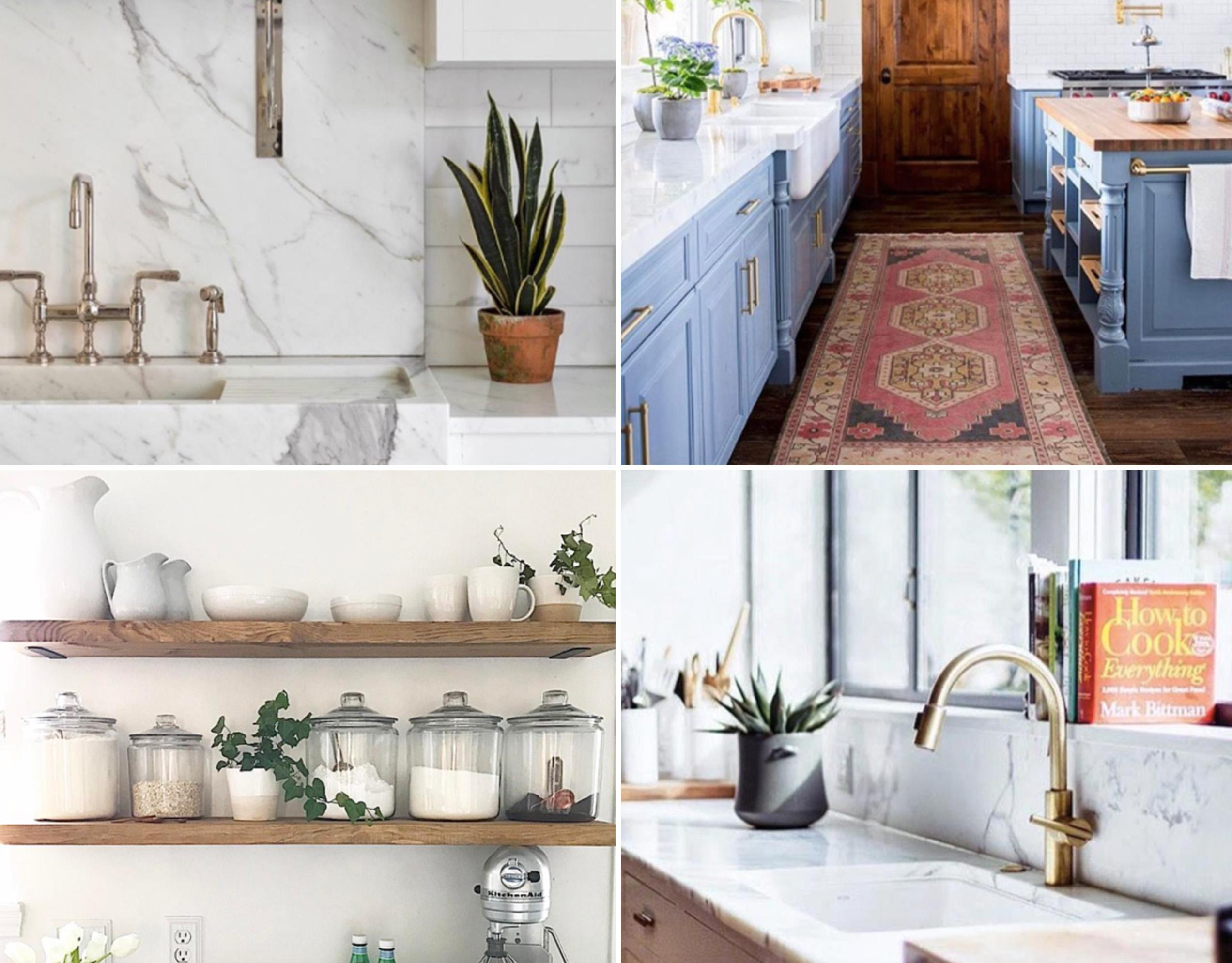 KitchenGoals! - Vier einfache Einrichtungs-Tricks für die Küche ...