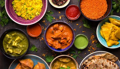 Indisches Curry Rezept