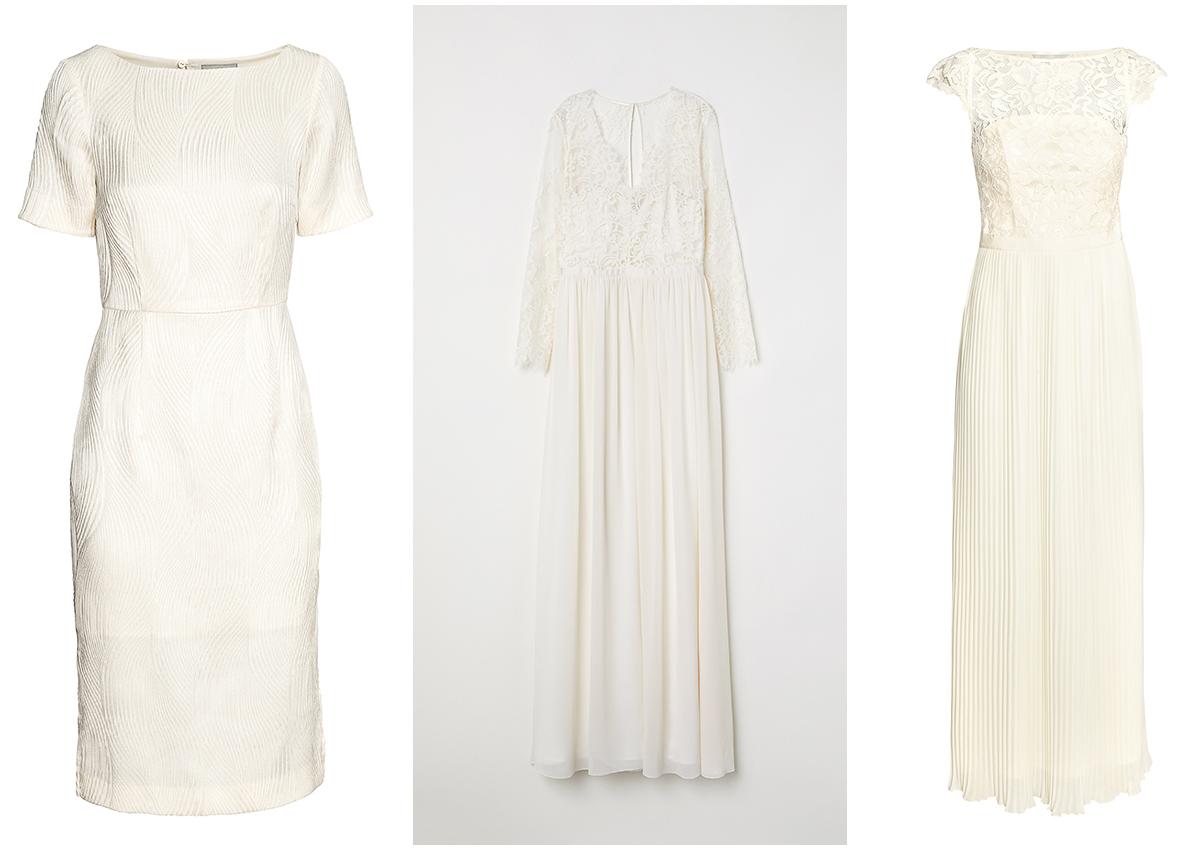 Die H&M Hochzeitskleider - THE CLIQUE SUITE