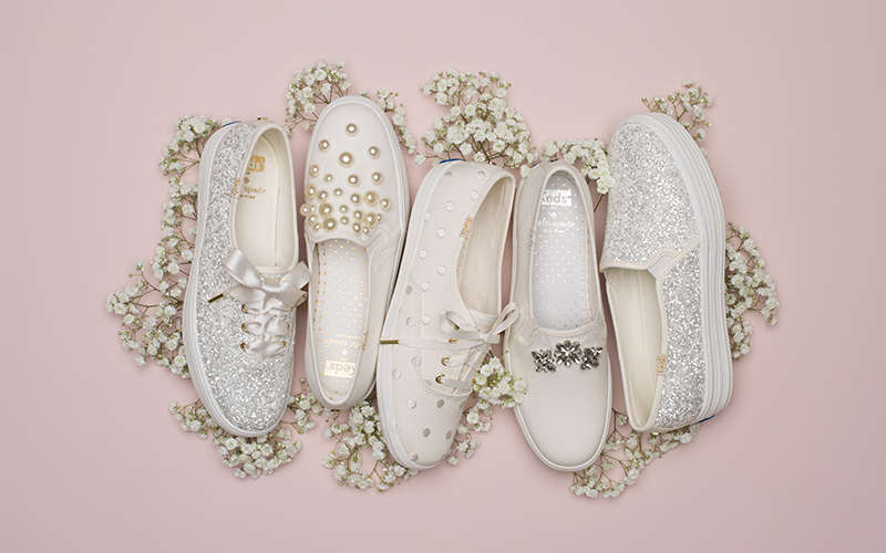 Keds X Kate Spade The Clique Suite