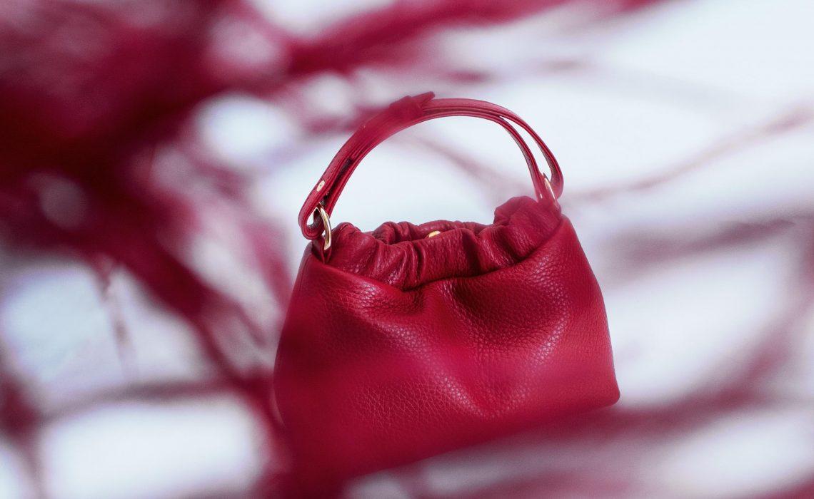 'Mini Ruffle Bag'