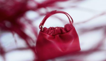 'Mini Ruffle Bag'