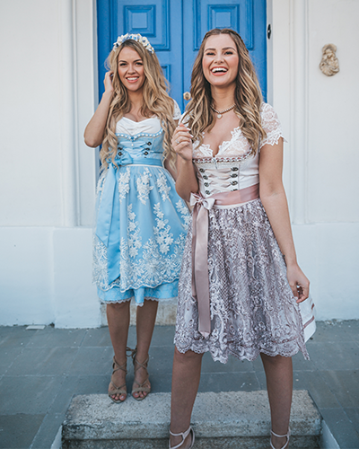 Wiesn Outfits