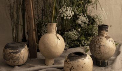 Mehrere Vasen von Chi Ceramic